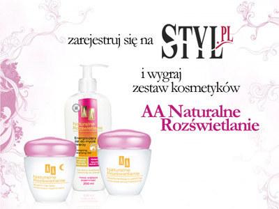 Weź udział w konkursie, wygraj kosmetyki!  /Styl.pl