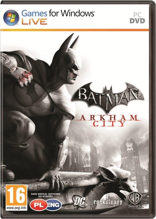 Weź udział w naszej zabawie i wygraj własny egzemplarz gry Batman: Arkham City lub termiczny kubek /INTERIA.PL