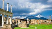 Wezuwiusz - jedyny czynny wulkan w Europie