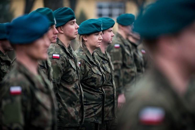 Wezwanie do bojkotu wojska to przestępstwo, zdj. ilustracyjne /KAMIL KIEDROWSKI/REPORTER /East News