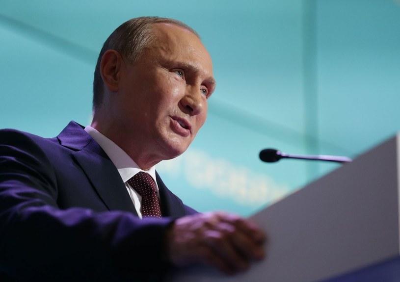 Wg eskperta z Ośrodka Studiów Wschodnich, Putin dąży do pewnego odtworzenia dawnego ZSRR. /AFP