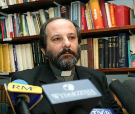 Wg Ks. Zaleskiego będą kolejne  ujawnienia księży-agentów/ fot. R. Szwedowski /Agencja SE/East News