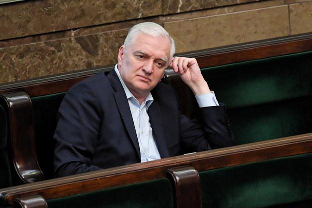Wg. medialnych doniesień Jarosława Gowina ma zastąpić Jadwiga Emilewicz / Radek Pietruszka   /PAP