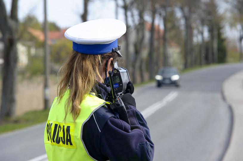 Wg nowych przepisów policjant przejmie rolę sędziego /Stanisław Bielski /Reporter