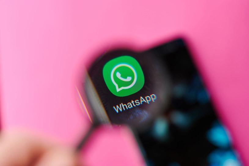 WhatsApp jest naszpikowany dodatkowymi funkcjami /123RF/PICSEL