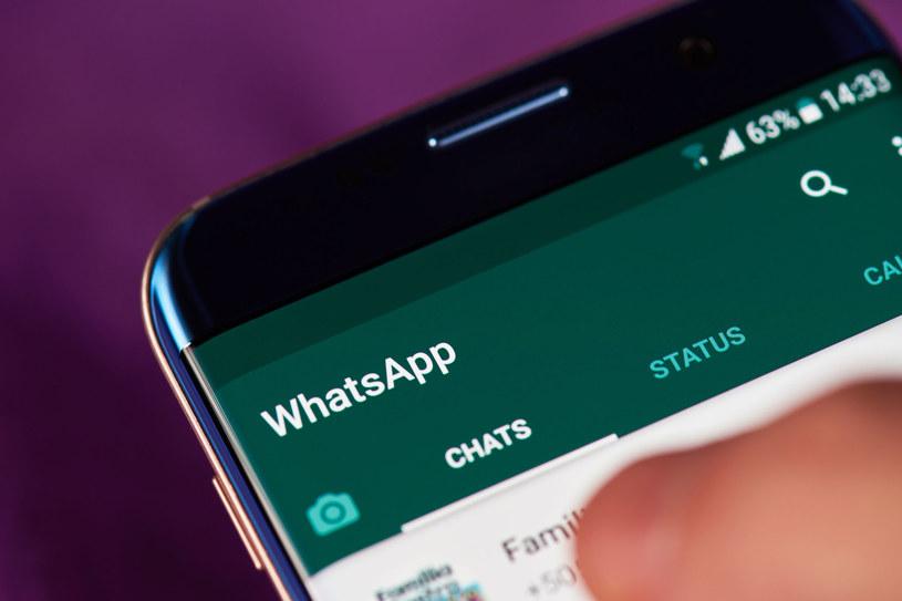 WhatsApp to jeden z najpopularniejszych komunikatorów na świecie /123RF/PICSEL