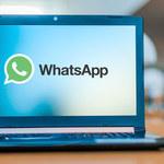 WhatsApp w przeglądarce z trybem ciemnym oraz innymi nowościami