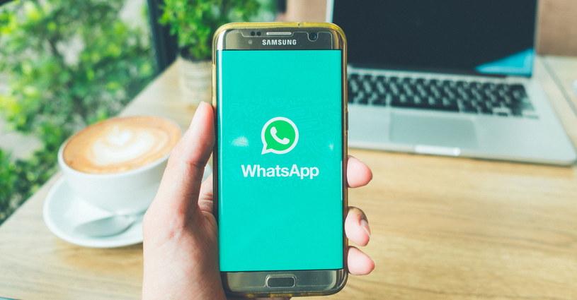 WhatsApp wprowadza nową funkcję /123RF/PICSEL