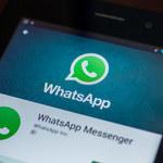 WhatsApp z ponad miliardem połączeń w Sylwestra