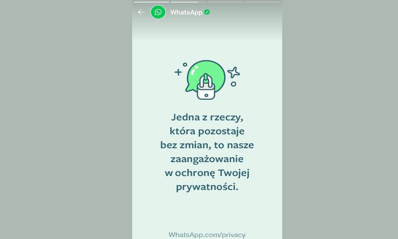 WhatsApp /INTERIA.PL