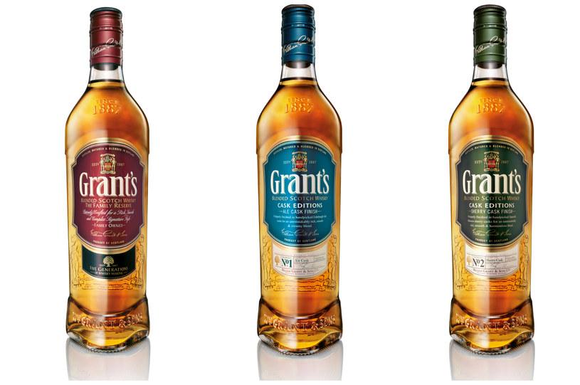 Whisky Grant's /materiały prasowe