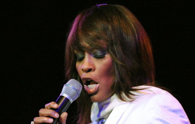 Whitney Houston   /AFP