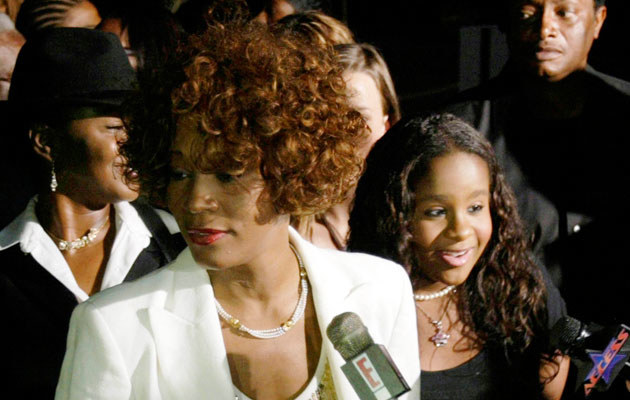 Whitney Houston, fot. Todd Bennett   /Getty Images/Flash Press Media