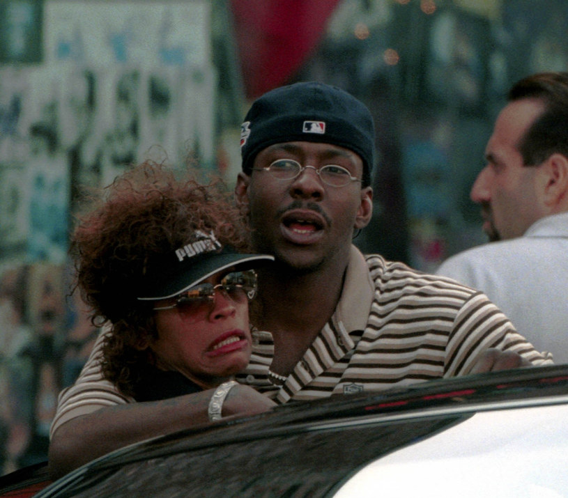 Whitney Houston i Bobby Brown /Bauer Griffin /East News
