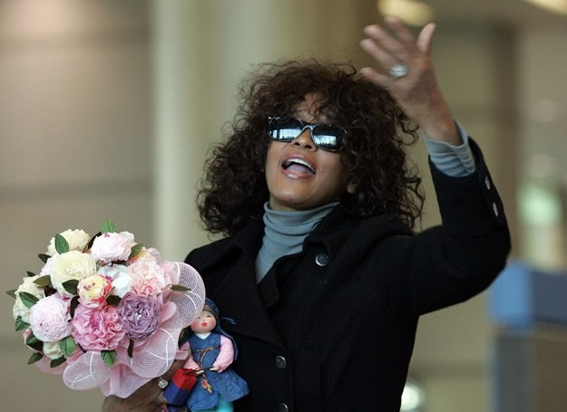 "Whitney Houston: ""Koncert był kpiną""? - fot. Chung Sung-Jun /Getty Images/Flash Press Media"