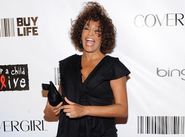 Whitney Houston odeszła w wieku 48 lat - fot. Stephen Lovekin /Getty Images/Flash Press Media