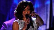 Whitney Houston świętuje