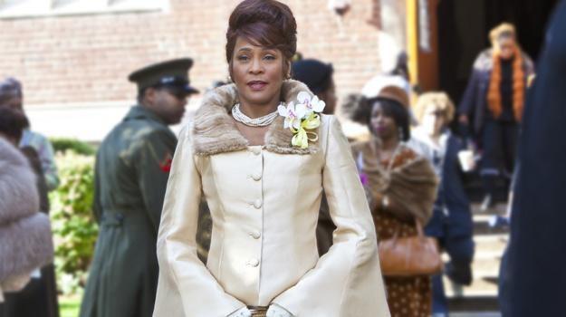 """Whitney Houston w scenie z filmu """"Sparkle"""" /materiały prasowe"""