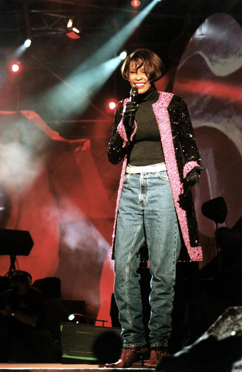 Whitney Houston w Sopocie /Niemiec /AKPA