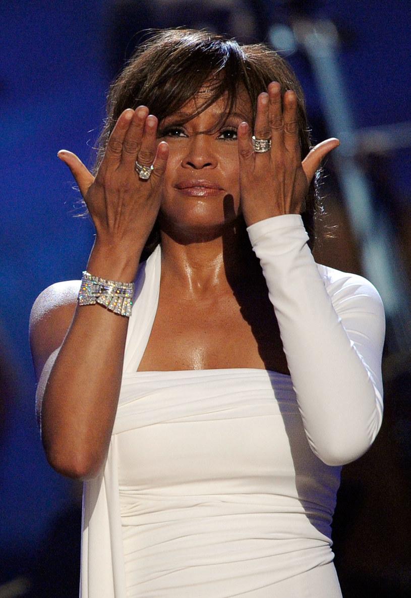 Whitney Houston zmarła w 2012 r. /Kevork Djansezian /Getty Images