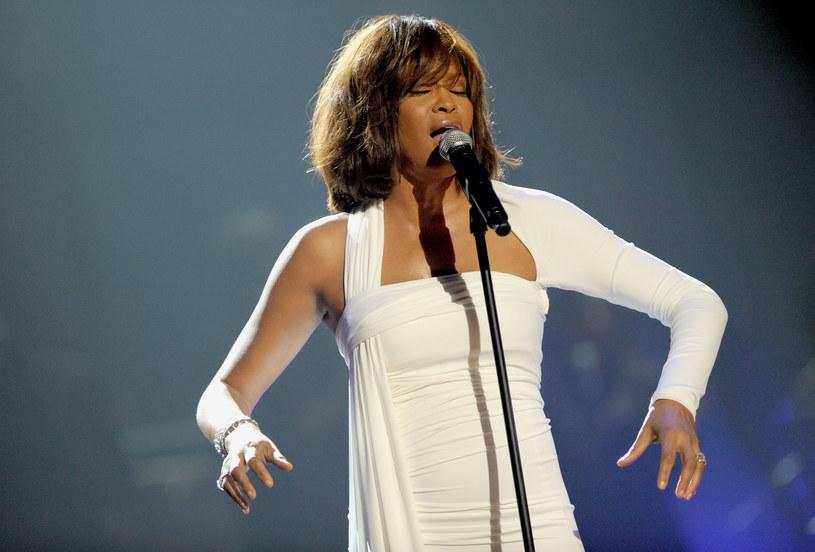 Whitney Houston zmarła w 2012 roku /Kevin Winter