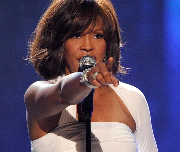 Whitney Houston zmarła w wieku 48 lat - fot. Kevork Djansezian /Getty Images/Flash Press Media