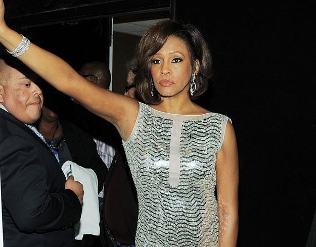 Whitney Houston zmarła w wieku 48 lat fot. Larry Busacca /Getty Images/Flash Press Media