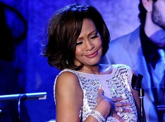 Whitney Houston zmarła w wyniku przedawkowania alkoholu i narkotyków fot. Kevork Djansezian /Getty Images/Flash Press Media