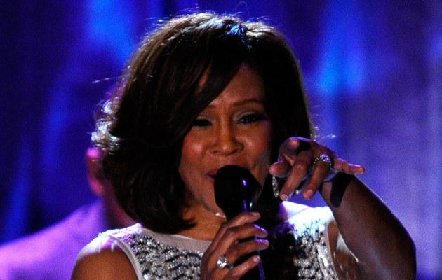 Whitney Houston /Kevork Djansezian /Getty Images