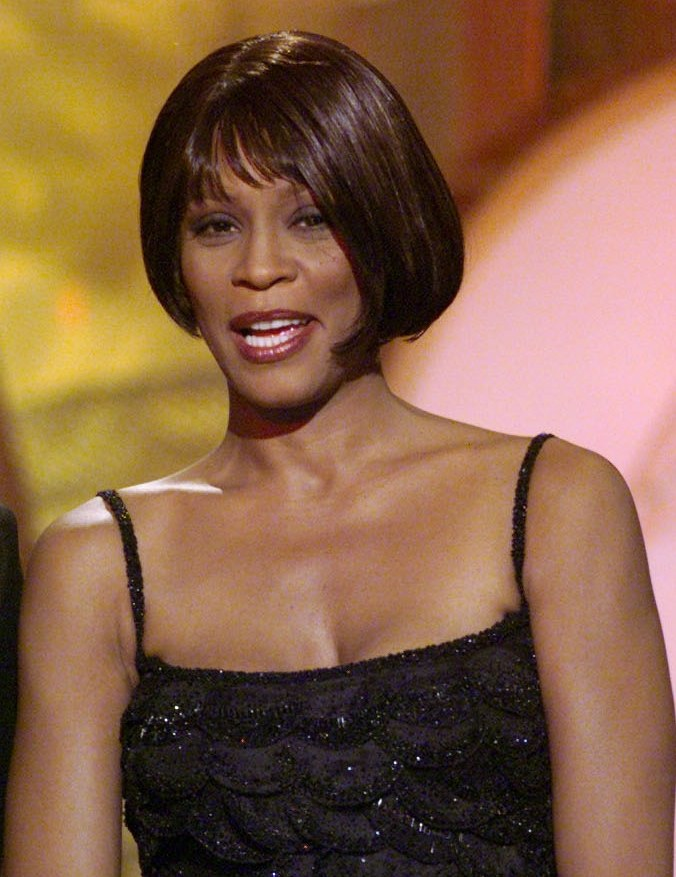 Whitney Houston /- /Getty Images