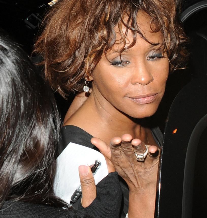 Whitney Houston /David Tonnessen/ BWP Media /East News