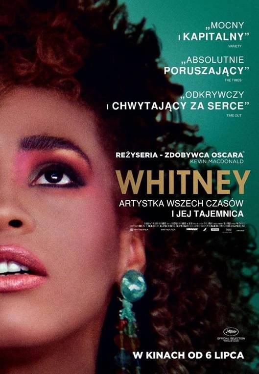 """""""Whitney"""" trafi do kin 6 lipca /materiały dystrybutora"""