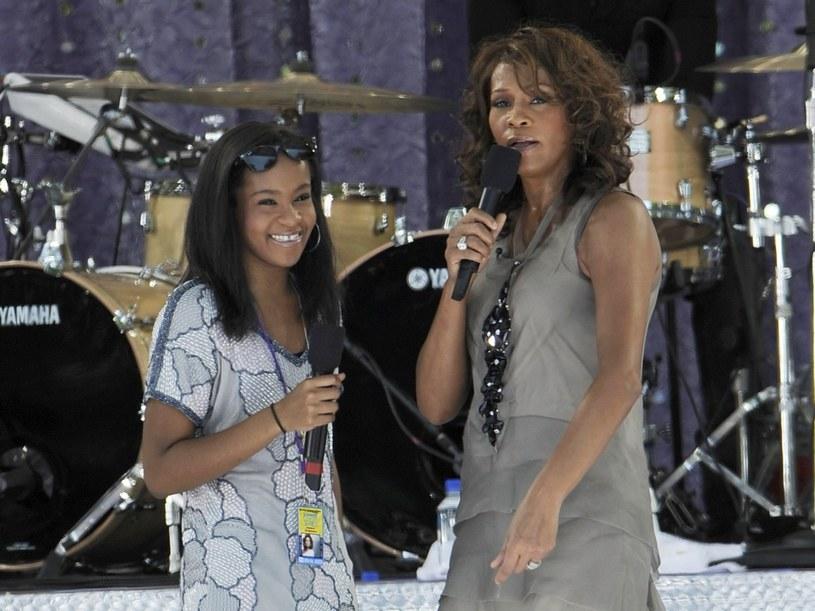 Whitney z córką  /Getty Images/Flash Press Media