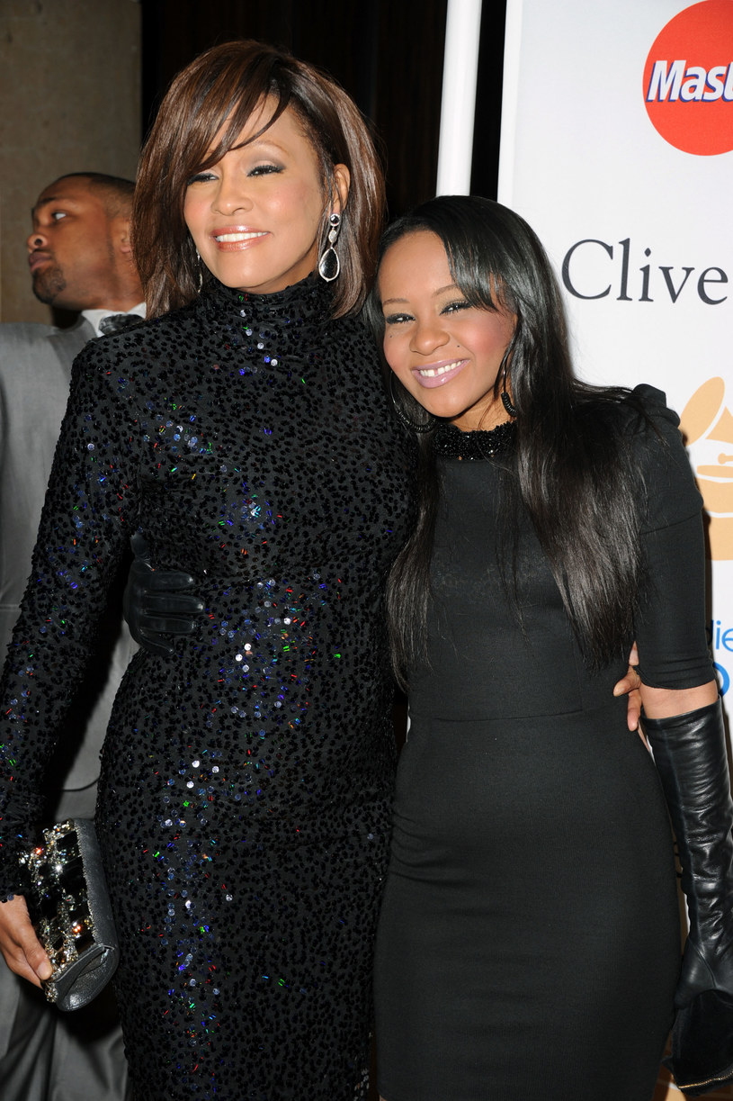 Whitney z córką /Getty Images