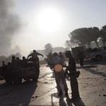 WHO: 121 osób zginęło w starciach w Trypolisie, setki są ranne