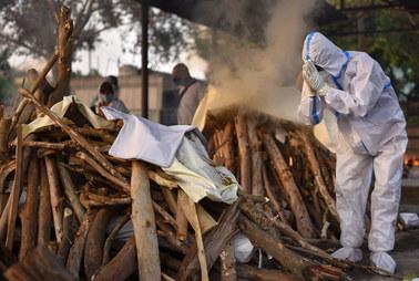 WHO: Indyjski wariant koronawirusa wywołuje szczególny niepokój