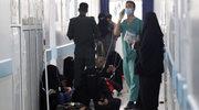 WHO informuje o epidemii cholery w Jemenie