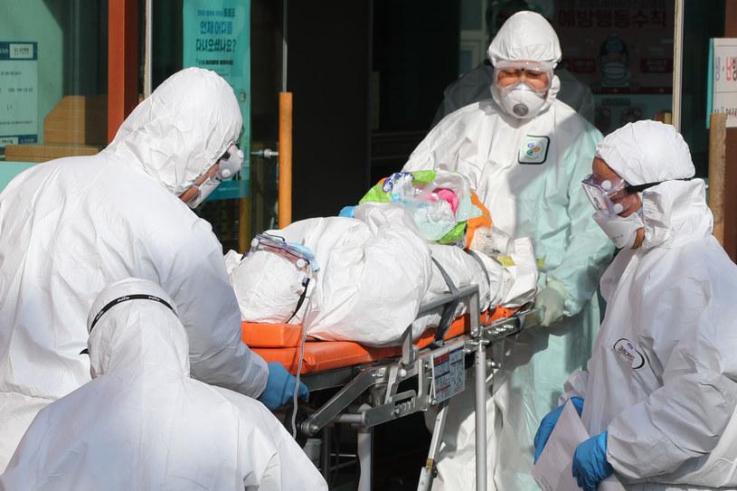 WHO: Kończy się szansa na powstrzymanie rozszerzania się epidemii koronawirusa /YONHAP   /AFP