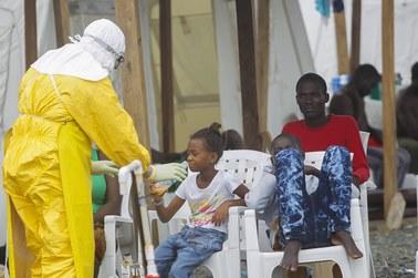 WHO: Liczba chorych na ebolę przekroczy 9 tys.