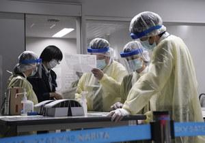 WHO ogłasza pandemię Covid-19