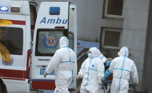 """WHO potwierdza: Wirus z Chin rozprzestrzenia się między ludźmi. """"Nie wiemy, jaka jest jego zaraźliwość"""""""