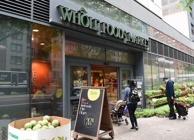 Whole Foods Market w Nowym Jorku /AFP