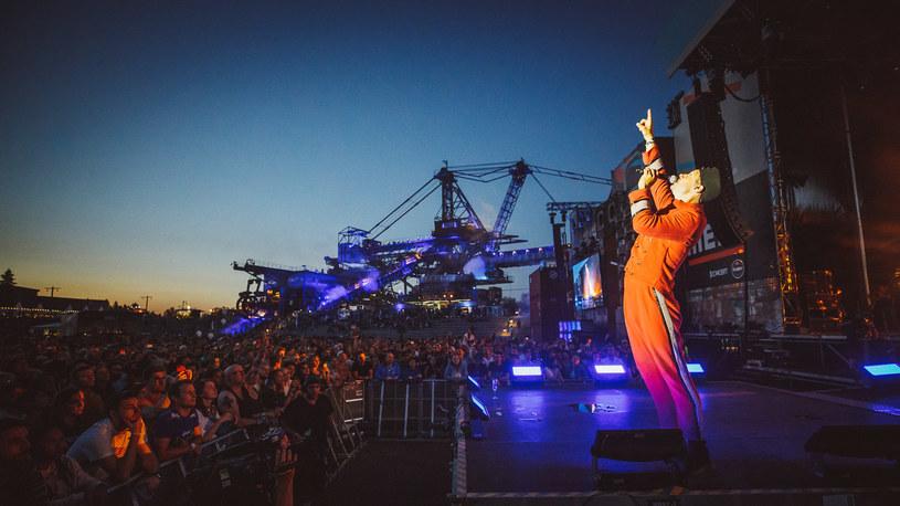WhoMadeWho na scenie Melt Festival 2018 /Stephan Flad /Oficjalna strona festiwalu