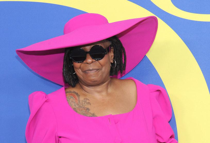Whoopi Goldberg jest jedną z najbardziej lubianych aktorek /Jackie Brown/Splash News /East News