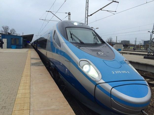 Wi-fi we wszystkich pociągach Pendolino