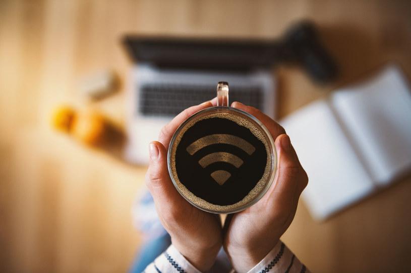 Wi-Fi jest nie wielu tak ważne, jak prąd czy woda /123RF/PICSEL