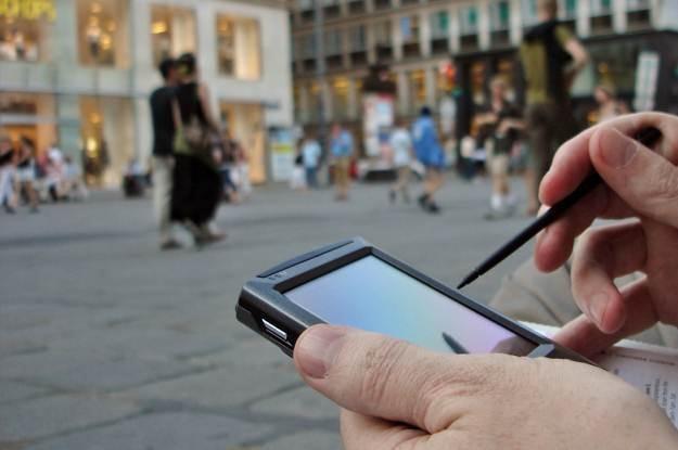 Wi-Fi na ulicy polskiego miasta to dzisiaj nic zaskakującego   fot. Chaleerat Ng /stock.xchng