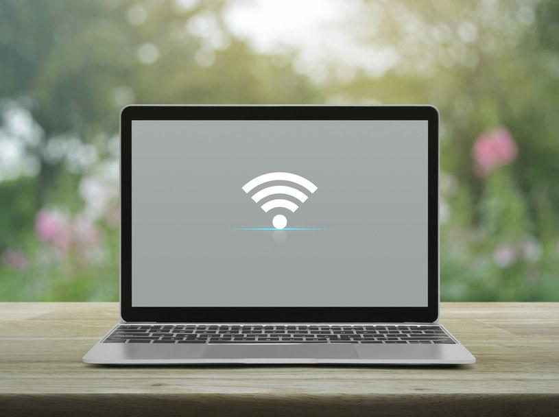 Wi-Fi to jedna z podstaw dla pracy, nauki i rozrywki, ale może być  oni źródłem zagrożenia /123RF/PICSEL