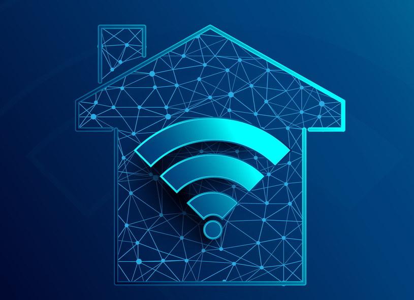 Wi-Fi w domu - co jeśli mamy problemy z prędkością internetu? /123RF/PICSEL
