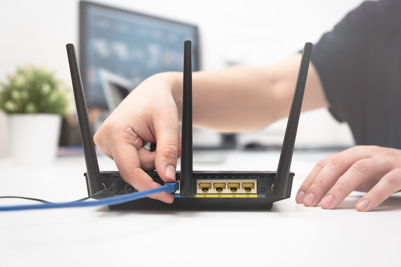 Wi-Fi w domu to obecnie podstawa - bez niego nie ma pracy i nauki /123RF/PICSEL